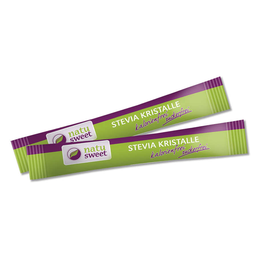 Natusweet Stevia Kristalle gastro